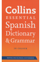 Купить - Книги - Collins Spanish Essential. Dictionary & Grammar