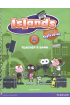 Купить - Книги - Islands 4 Teacher's Book (+ Test Booklet)