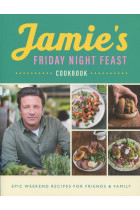 Купити - Книжки - Jamie's Friday Night Feast Cookbook