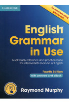 Купить - Книги - English Grammar in Use. Fourth edition Book with answers and Interactive eBook