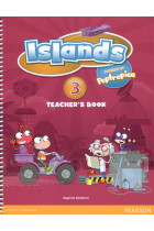 Купить - Книги - Islands 3 Teacher's Book (+ Test Booklet)