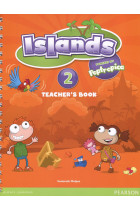 Купить - Книги - Islands 2 Teacher's Book (+ Test Booklet)