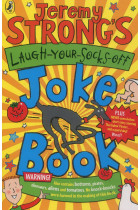 Купить - Книги - Jeremy Strong's Laugh-Your-Socks-Off Joke Book