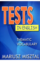 Купити - Книжки - Tests in English. Thematic vocabulary