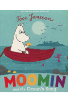 Купити - Книжки - Moomin and the Ocean's Song