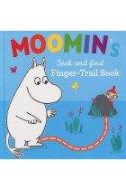 Купить - Книги - Moomin's Search and Find Finger-Trail Book