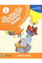 Купити - Книжки - Fly High Ukraine 1 Activity Book