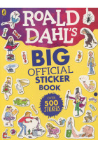 Купить - Книги - Roald Dahl's Big Official Sticker Book