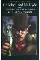 Купити - Книжки - Dr Jekyll and Mr Hyde with The Merry Men & Other Stories