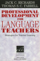 Купити - Книжки - Professional Development for Language Teachers. Strategies for Teacher Learning