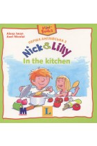 Купить - Книги - Nick and Lilly. In the kitchen