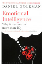 Купити - Книжки - Emotional Intelligence. Why it Can Matter More Than IQ