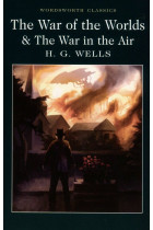 Купити - Книжки - The War of the Worlds & The War in the Air