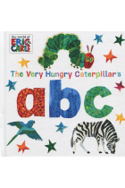 Купити - Книжки - The Very Hungry Caterpillar's ABC