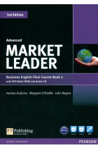 Купить - Книги - Market Leader Advanced Flexi Course Book 2 (+ 2 CD-ROM)