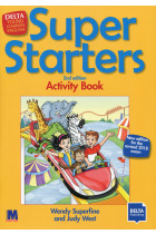 Купити - Книжки - Delta Young Learners English. Super Starters. Active Book
