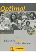 Купить - Книги - Optimal Fertigkeitstrainer A1-B1. Buch mit Audio-CD