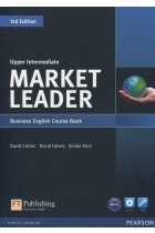 Купити - Книжки - Market Leader Upper Intermediate Coursebook (+ CD)