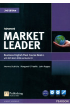 Купить - Книги - Market Leader Advanced Flexi Course Book 1 (+ 2 CD-ROM)