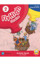 Купити - Книжки - Fly High. Level 2. Activity Book (+ CD)