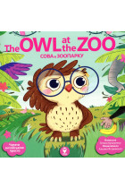 Купить - Книги - The Owl at the Zoo. Сова в зоопарку