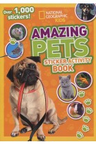 Купить - Книги - Amazing Pets. Sticker Activity Book