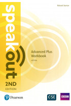 Купити - Книжки - Speak Out Advanced Plus Workbook (+ key)