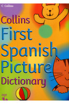 Купить - Книги - First Spanish Picture Dictionary