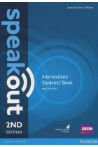 Купити - Книжки - Speakout. Intermediate. Student`s Book (+ DVD)