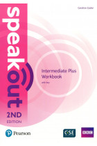 Купить - Книги - Speak Out Intermediate Plus Workbook (+ key)