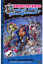 Купити - Книжки - Monster High: Who's That Ghoulfriend?