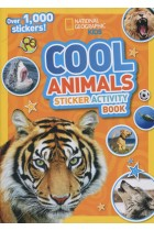 Купить - Книги - Cool Animals. Sticker Activity Book