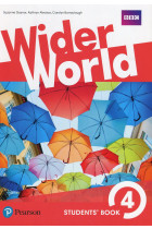 Купити - Книжки - Wider World 4. Students' Book