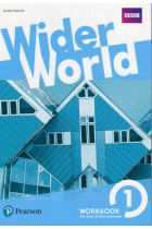 Wider World 1 WorkBook with Extra Online Homework