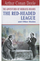 Купити - Книжки - The Adventures of Sherlock Holmes. The Red-Headed League and Other Stories