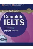 Купить - Книги - Complete IELTS Bands 6.5-7.5 Workbook with Answers (+ Audio-CD)