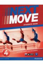 Купить - Книги - Next Move 4. Students' Book