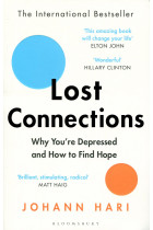 Купити - Книжки - Lost Connections. Why You're Depressed and How to Find Hope