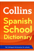 Купить - Книги - Collins Spanish School Dictionary