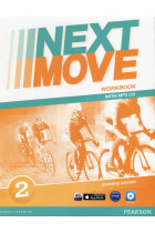 Купить - Книги - Next Move 2 Workbook (+ MP3 CD-ROM)