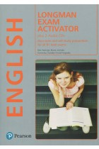 Купити - Книжки - Longman Exam Activator. Classroom and Self-Study Preparation (+ 2 CD)