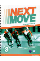 Купить - Книги - Next Move 3 Teacher's Book with Multi-Rom (+ MP3 CD-ROM)