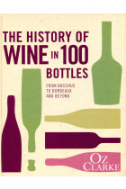 Купити - Книжки - The History of Wine in 100 Bottles. From Bacchus to Bordeaux and Beyond
