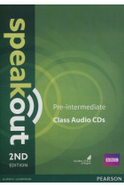 Купить - Книги - Speakout Pre-Intermediate Class CDs