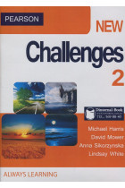 Купить - Книги - New Challenges 2 Class Audio CDs