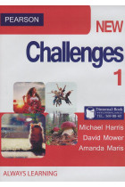 Купить - Книги - New Challenges 1 Class Audio CDs