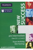 Купить - Книги - New Success Pre-Intermediate Class Audio CDs