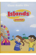 Купить - Книги - Islands Starter Class Audio Cds