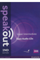 Купить - Книги - SpeakOut Upper-Intermediate Class CD
