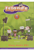 Купить - Книги - Islands 4 Class Audio Cds